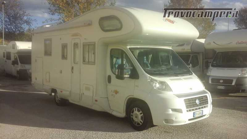 MANSARDATO DREAM 545 GARAGE DUCATO 3000